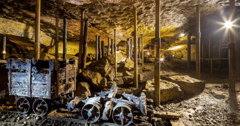 Wyjazd edukacyjny do kopalni srebra